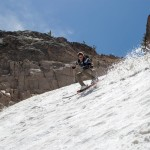 Summer Skiing in the Sawtooth's